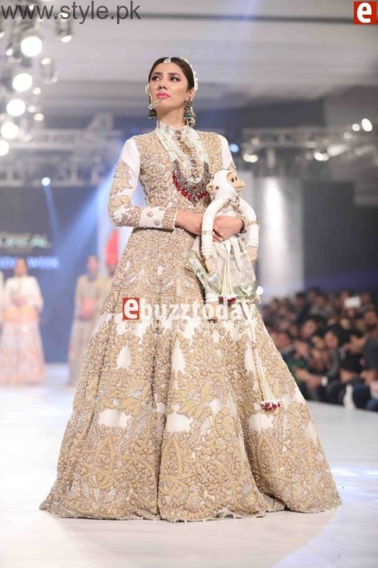 5e9134c4 PFDC L'Oréal Paris Bridal Week 2016 Day 3 Pictures and Video