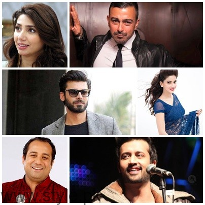 Pakistani Celebrities And Their Pay Packages