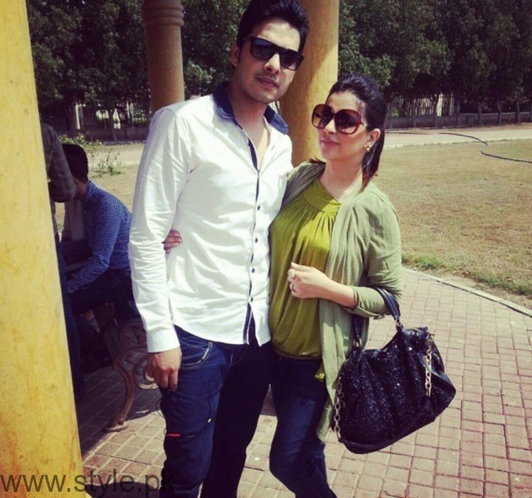Pakistani Celebrities who are popular than their Husbands (3)