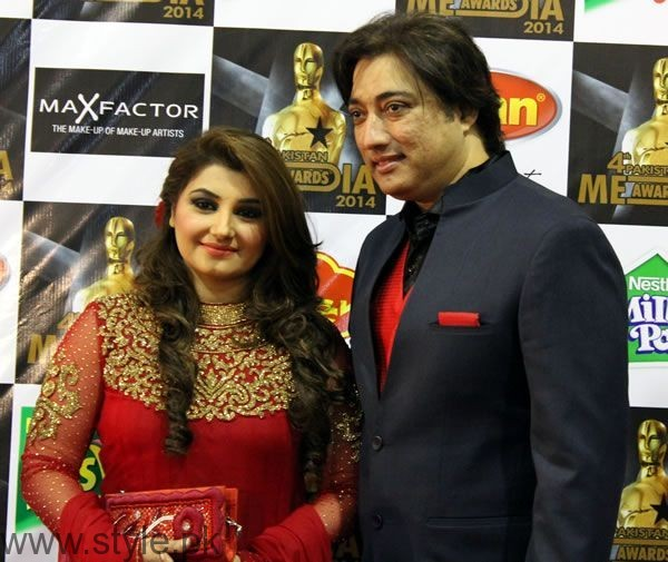 Pakistani Celebrities who are popular than their Husbands (4)