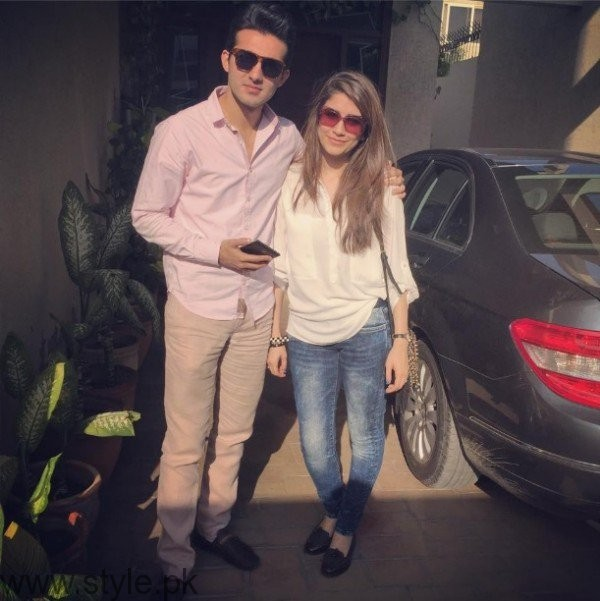 Pakistani Celebrities who are popular than their Husbands (5)