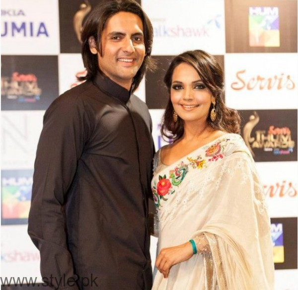 Pakistani Celebrities who are popular than their Husbands (6)