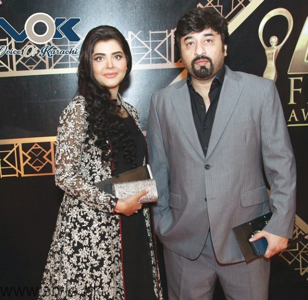 Pakistani Celebrities who are popular than their Husbands (7)