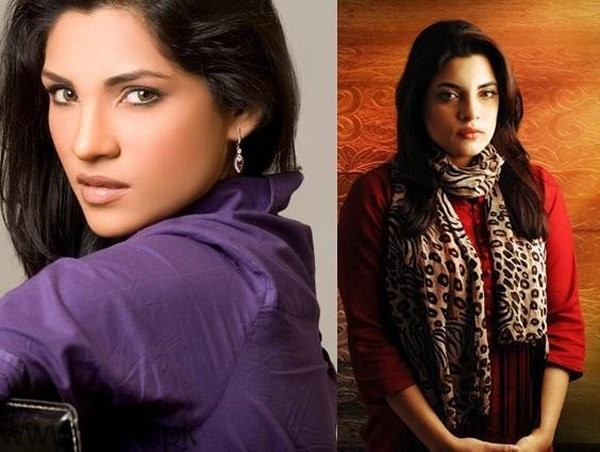 Pictures Of Pakistani Celebrities And Their Identical Twins004