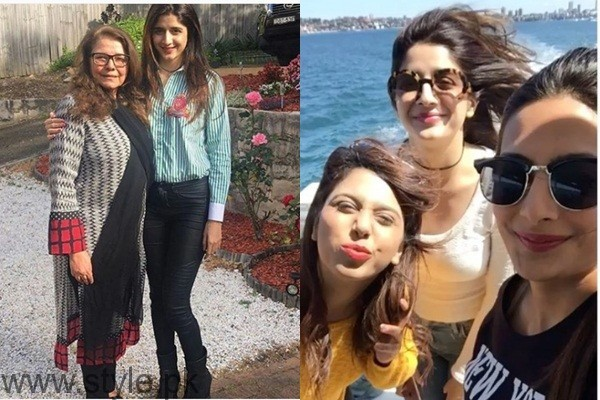See Recent Pictures of Mawra Hocane from Australia Tour