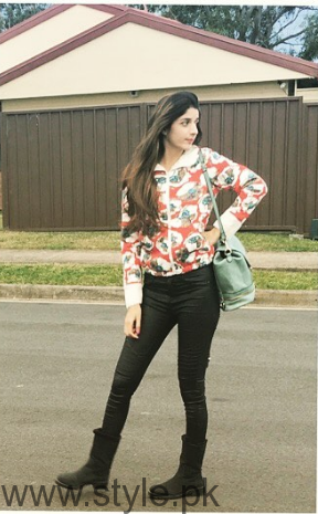 Recent Pictures of Mawra Hocane from Australia Tour (5)