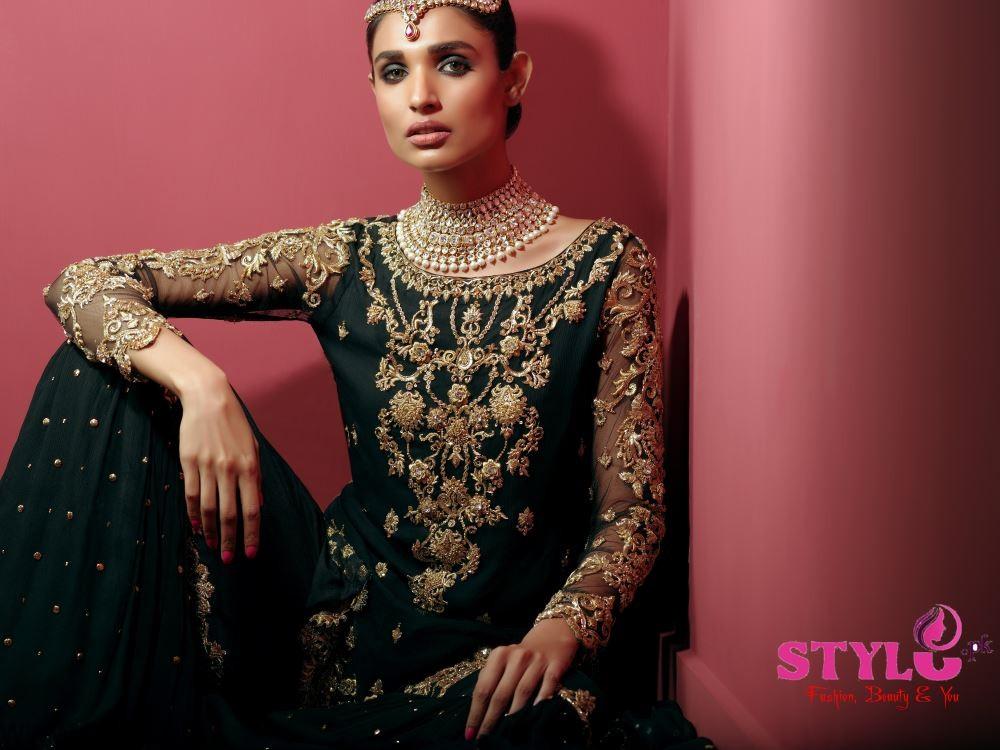 Rozina Munib Bridal Dresses In Fashion Pakistan Week