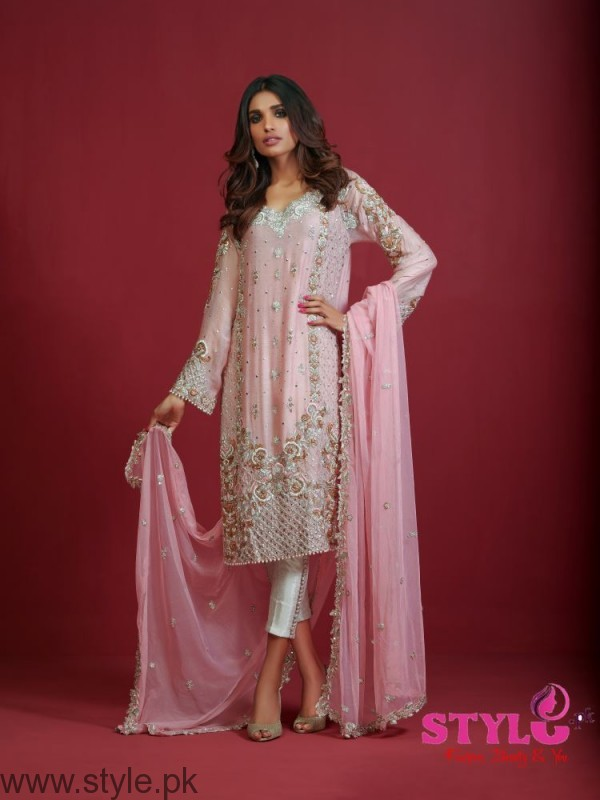 Rozina Munib's Bridal Dresses Pictures (2)