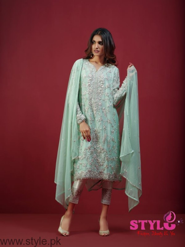 Rozina Munib's Bridal Dresses Pictures (4)