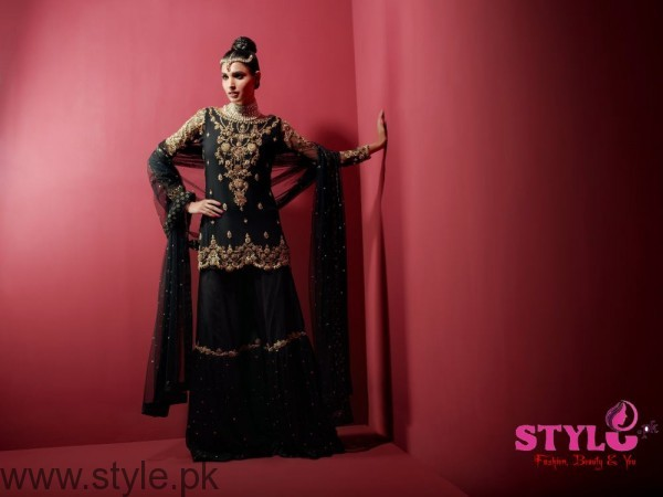 Rozina Munib's Bridal Dresses Pictures (8)