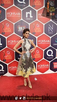 Saba Hum TV Style Awards