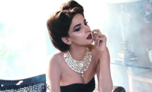 Saba Qamar Hottest Photoshoot For Hello Magazine