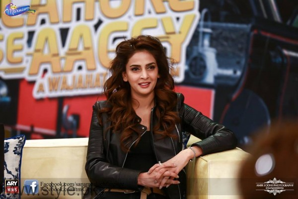 Saba Qamar in The Morning Show