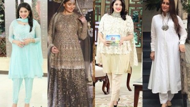 See Sanam Jung and Kareena Kapoor give Style Goals to Pregnant women