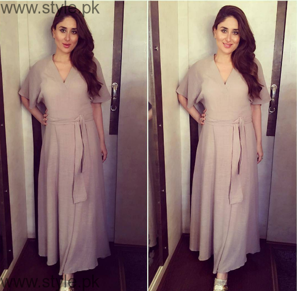 Sanam Jung and Kareena Kapoor give Style Goals to Pregnant women (1)