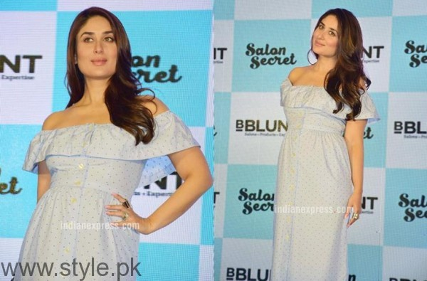 Sanam Jung and Kareena Kapoor give Style Goals to Pregnant women (3)