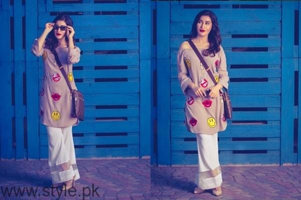 See Shaista Lodhi's Recent Photoshoot