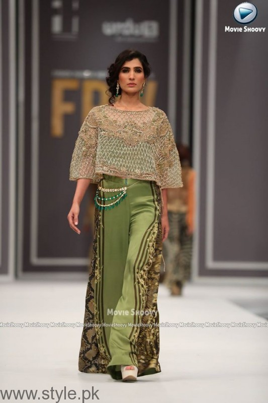Sobia Nazir Collection at FPW2016