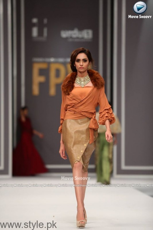 Sobia Nazir Collection at Fashion Pakistan Week 2016