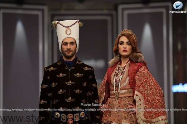 Urdu Presents Kosem Sultan at FPW2016 (2)