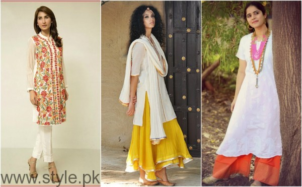 being chic in kurtas