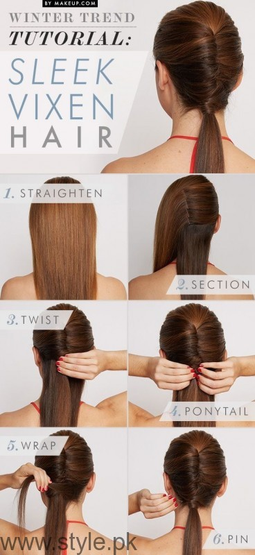 7 Best Hairstyles for Office Look (2)