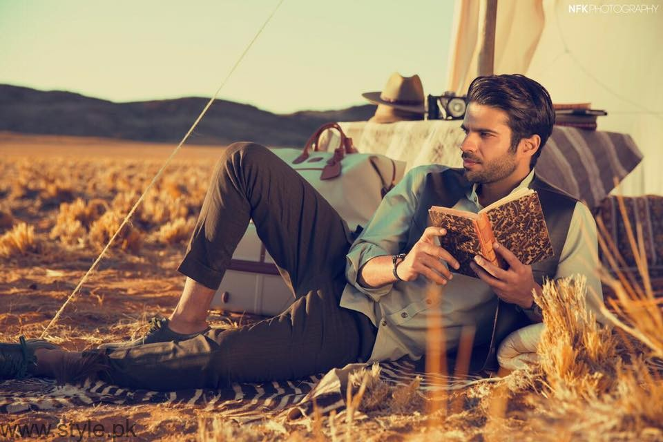 Adnan Malik - Handsome Pakistani VJ turned Actor