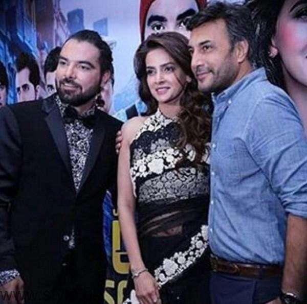 Adnan Siddiqui Lahore Se Aagey Premiere In Karachi