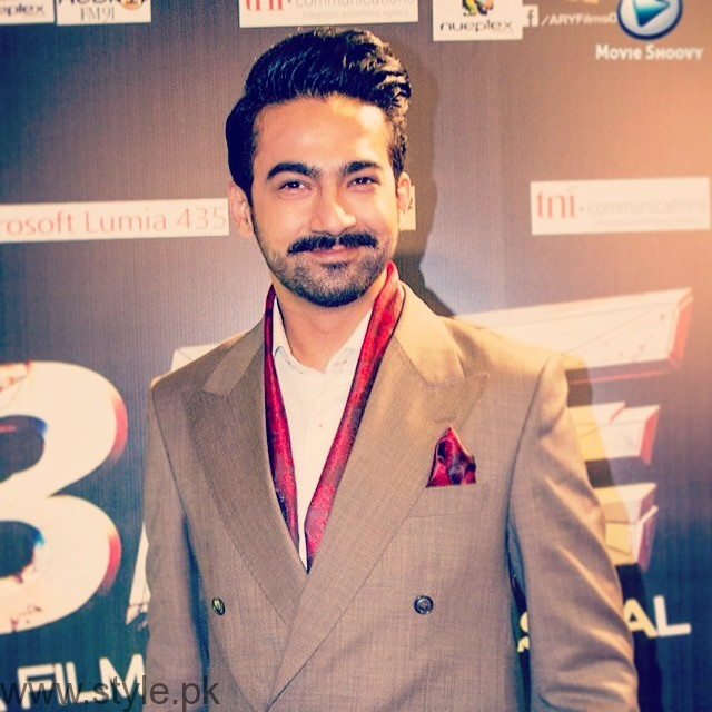 Ali Safina - Handsome Pakistani VJ and Actor