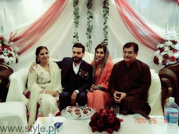 Anum Fayaz Marriage