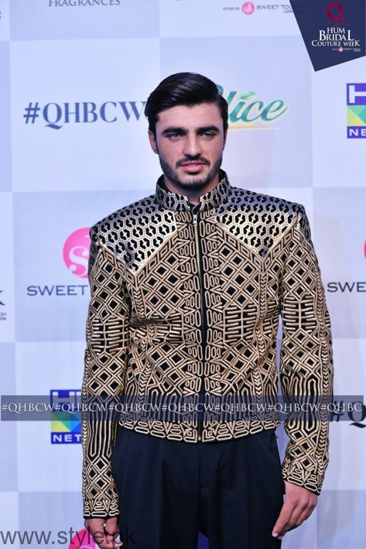 Arshad Khan Bridal Couture Week 2016
