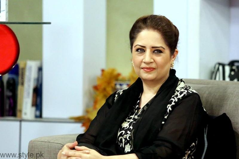 Atiqa Odho - Beautiful Pakistani Actress