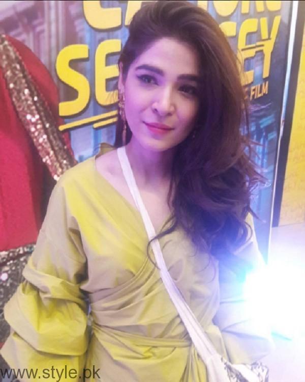 Ayesha Omer Lahore Se Aagey Premiere In Karachi