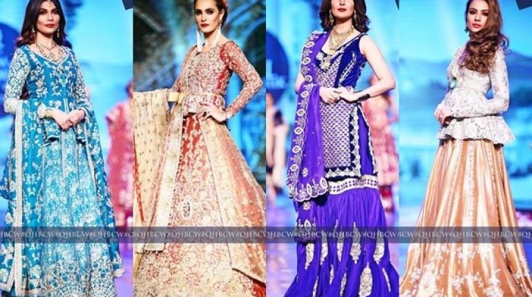 See Best Bridal Dresses at Bridal Couture Week 2016