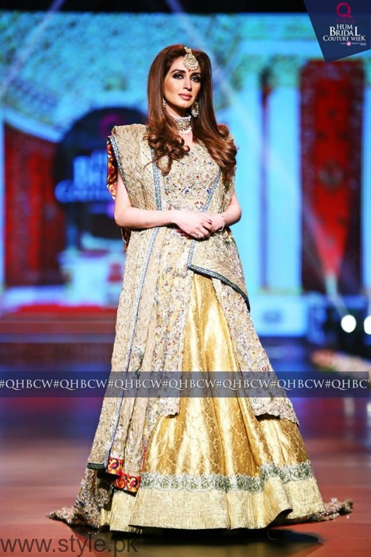 Best Bridal Dresses at Bridal Couture Week 2016 (2)