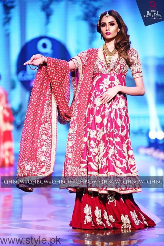 Best Bridal Dresses at Bridal Couture Week 2016 (7)