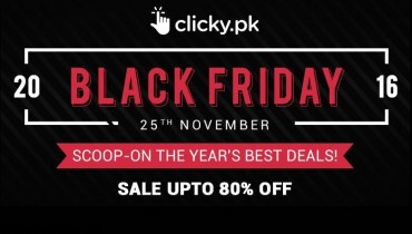 Black Friday 2016 Discount Clicky
