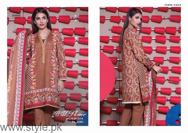 Bonanza Garments Winter Dresses 2016-2017 For Women013