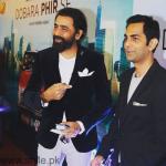 Celebrities At Dobara Phir Se Karachi Premiere