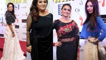See Celebrities at Premier of Jeewan Hathi
