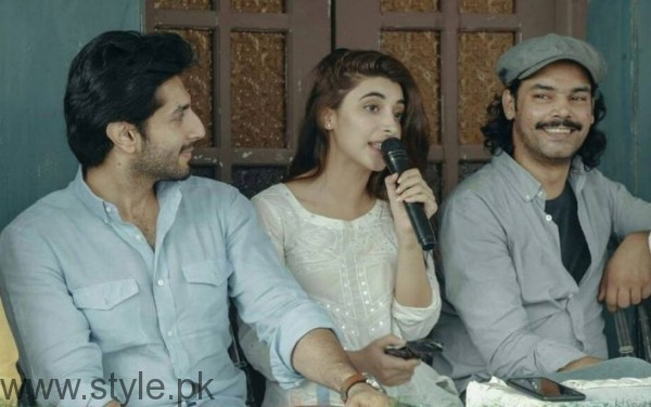 Celebrities at Press Conference of Rangreza (3)