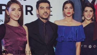 Dobara Phir Se Karachi Premiere Picture