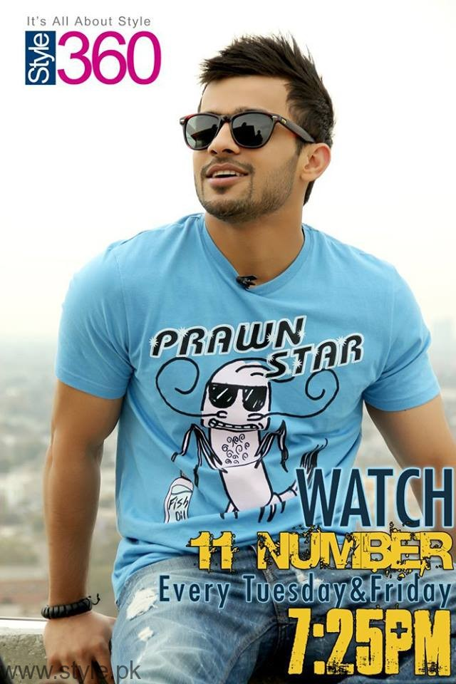 Fahad Sheikh - Pakistani VJ and Actor