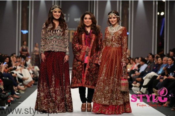 FnkAsia by Huma Adnan at FPW2016 (2)