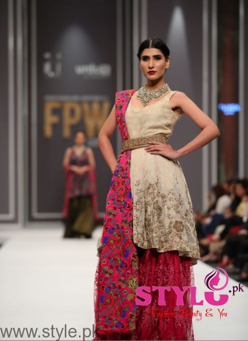 FnkAsia by Huma Adnan at FPW2016 (3)