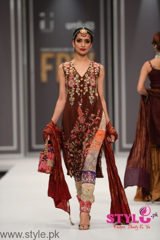 FnkAsia by Huma Adnan at Fashion Pakistan Week 2016 (3)