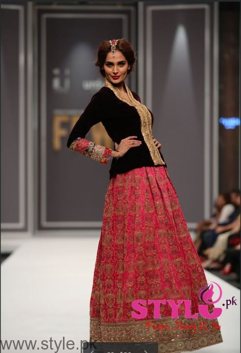 FnkAsia by Huma Adnan at Fashion Pakistan Week 2016 (4)