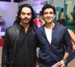 Gohar Rasheed and Samia Khan at Dobara Phir Se Karachi Premiere