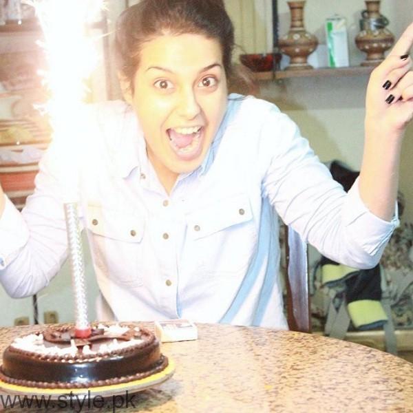 Iqra Aziz Birthday