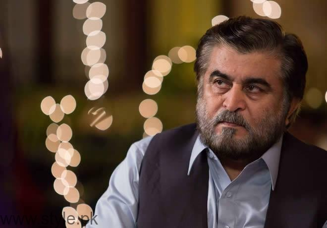 Jamal Shah- Veteran Pakistani Actor